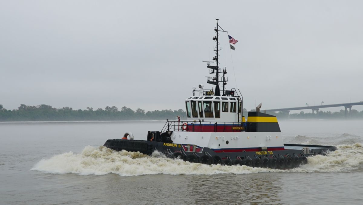 Bisso's Tier 4 Final Tug, Andrew S