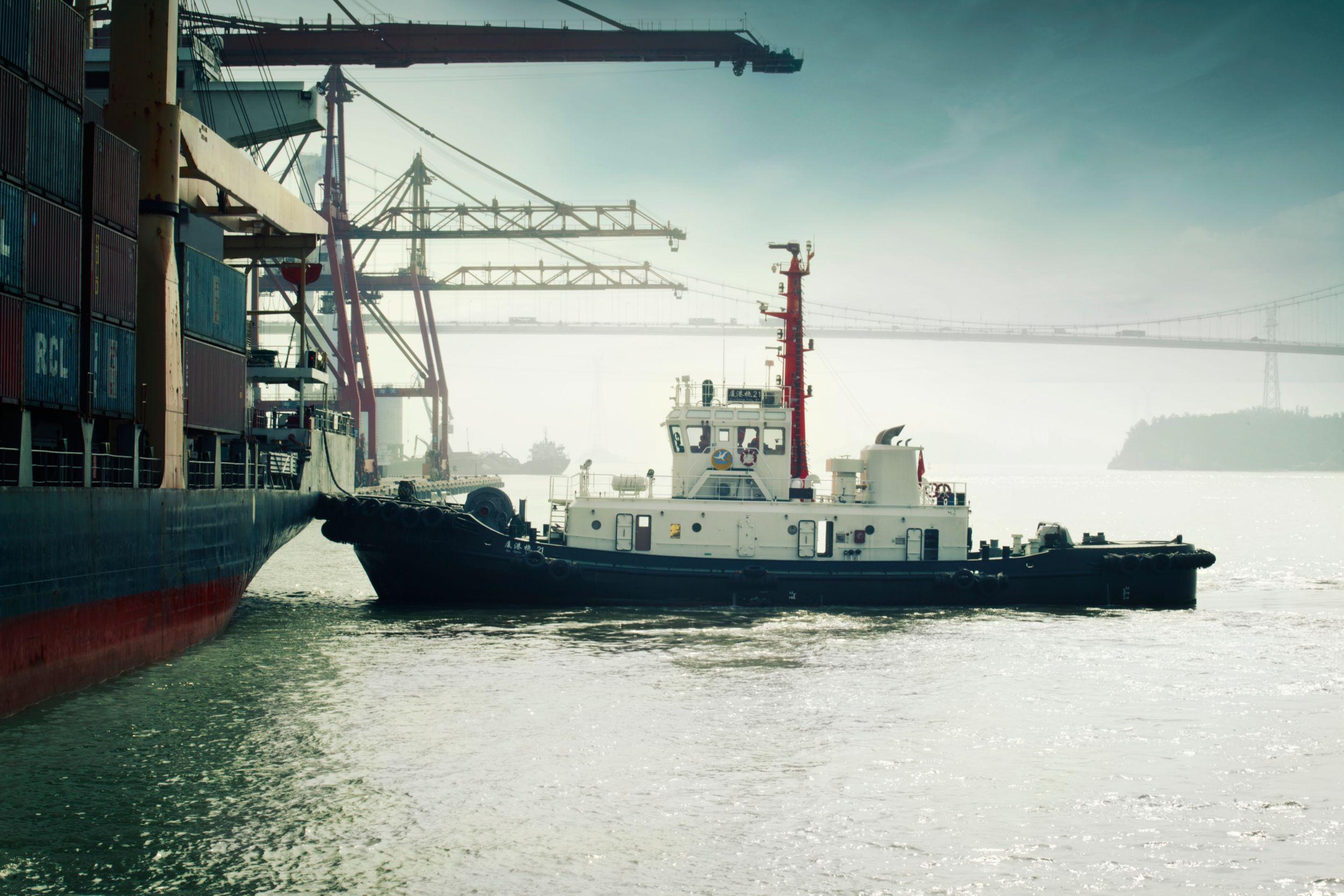 China Marine Stage I&II Vessels