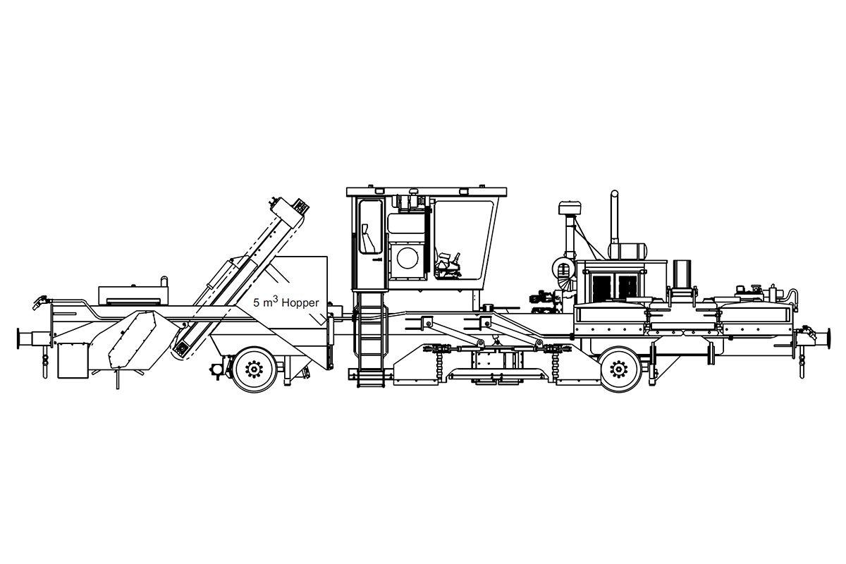 Kershaw® Model 66 Ballast Regulator