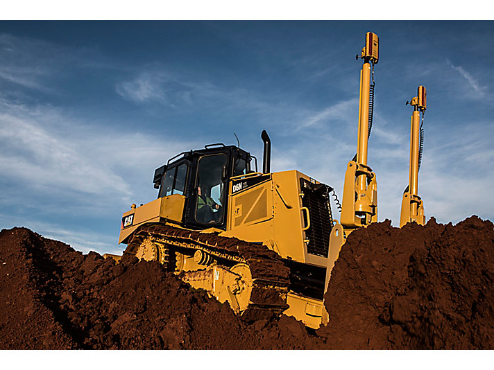 New Cat D6N produced in Brazil