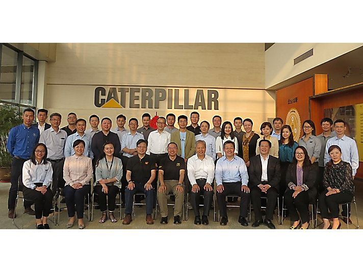 Caterpillar China Team