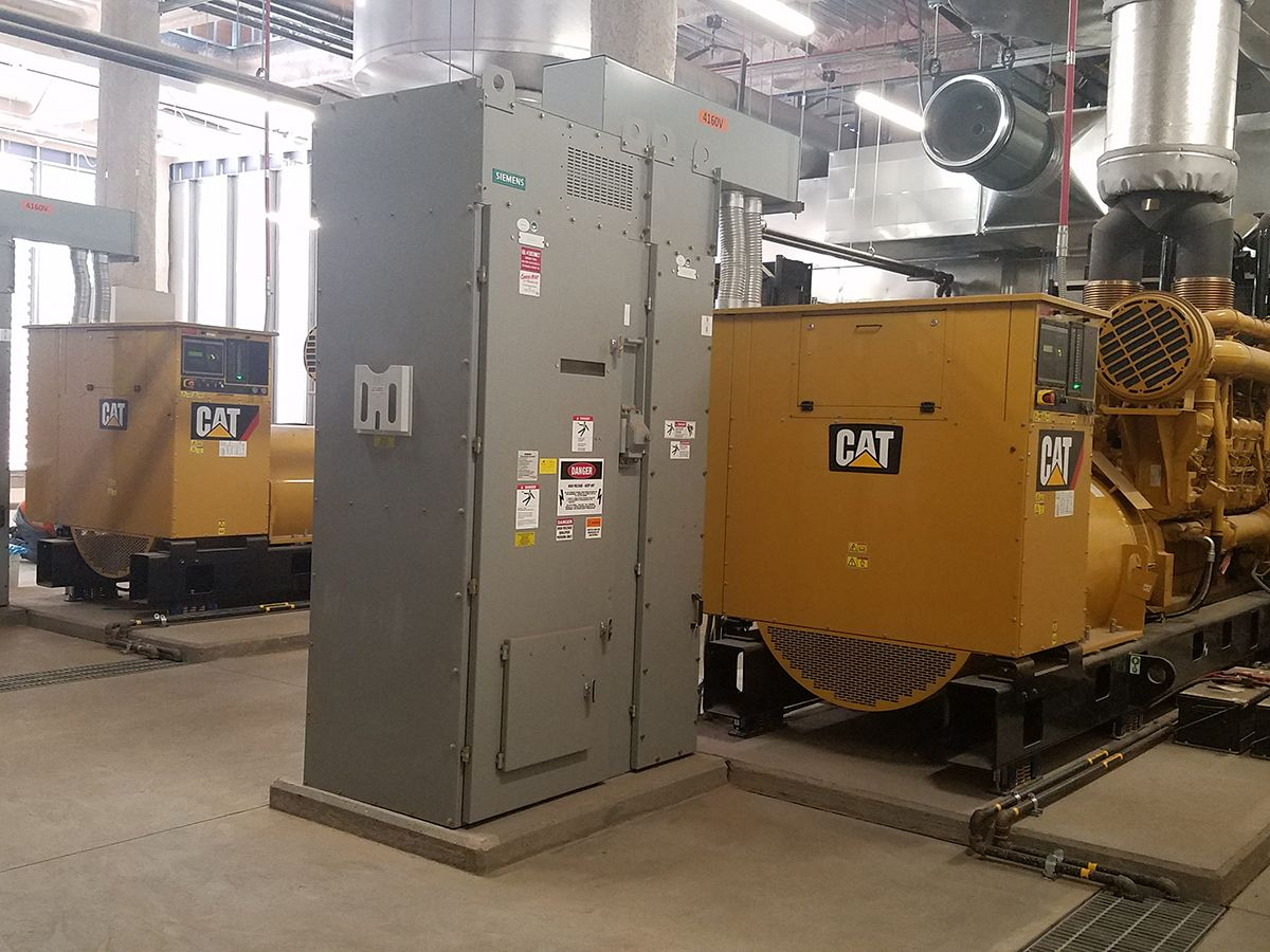 Paralleled generators have new NFPA 110 requirements for initial acceptance and maintenance testing.