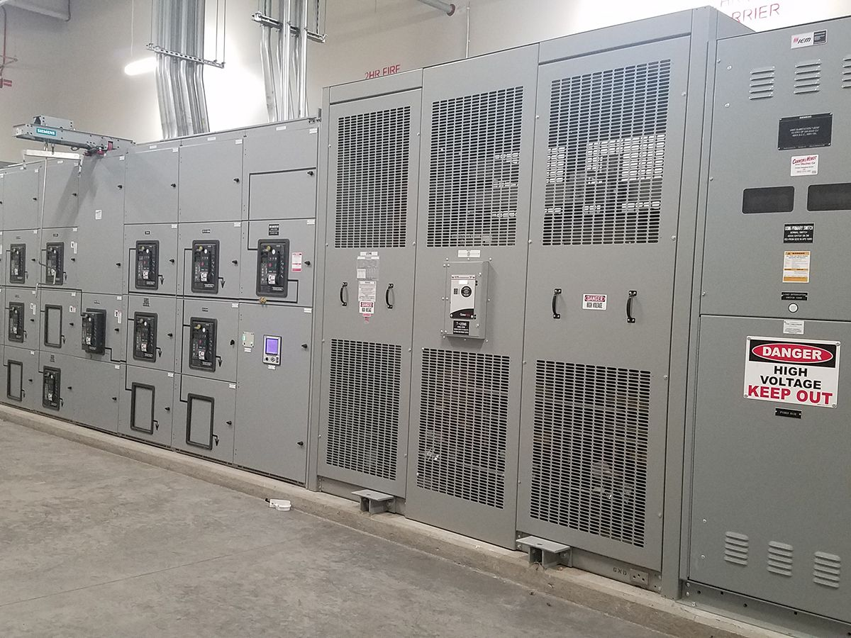 Medium-voltage emergency substations on large campuses increase the challenge of meeting mandated power within specific time frames.