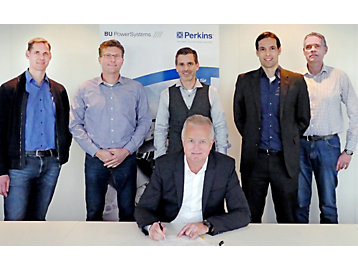 Perkins customers in the Czech Republic are now supported by BU Power Systems s.r.o.