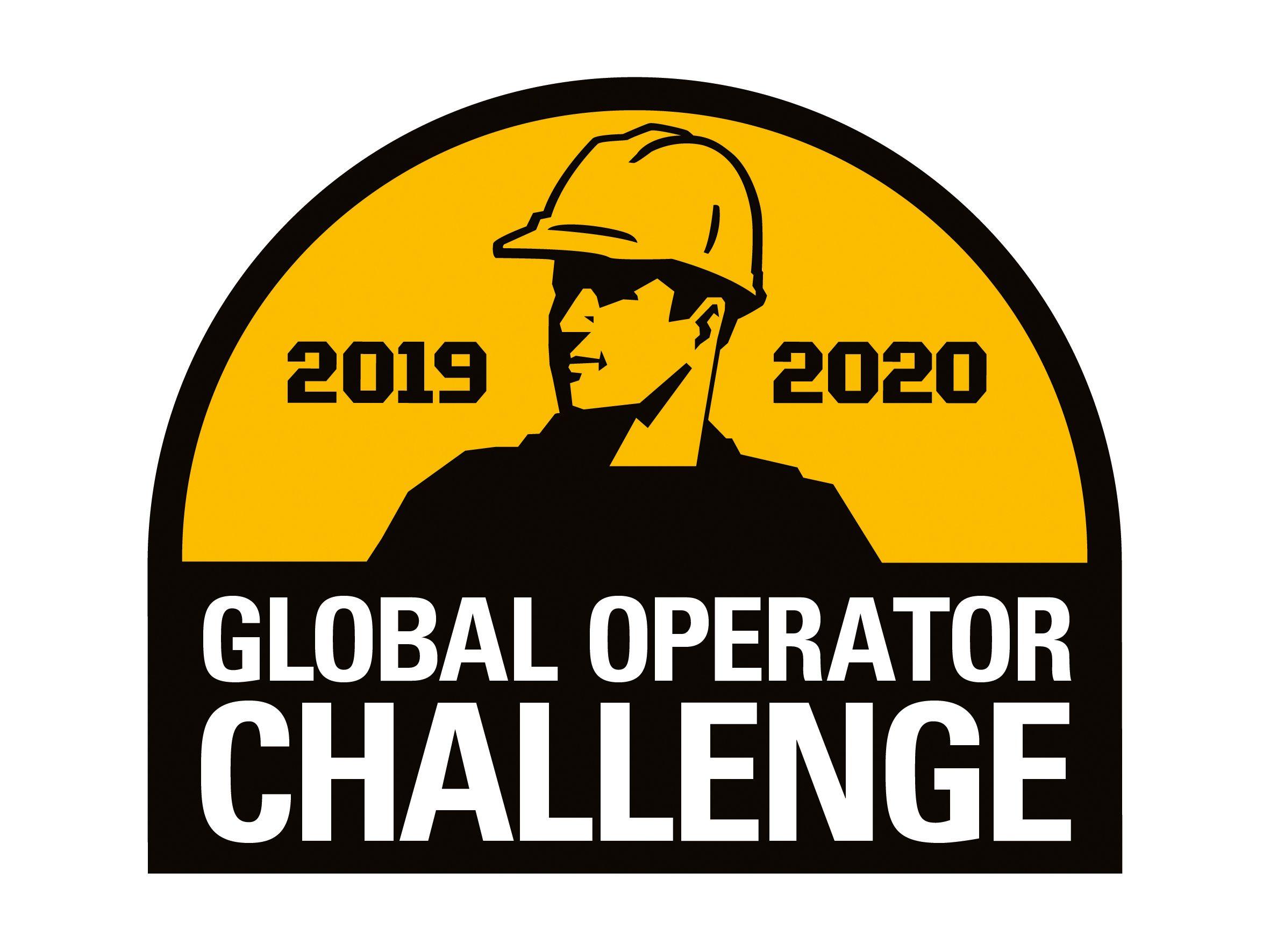Global Operator Challenge von Caterpillar