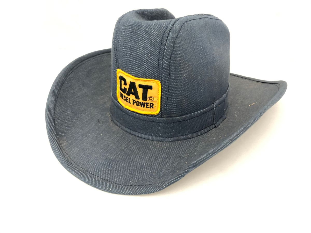 Caterpillar Cowboy Hat
