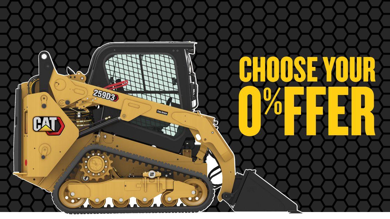 Choose Your O%ffer