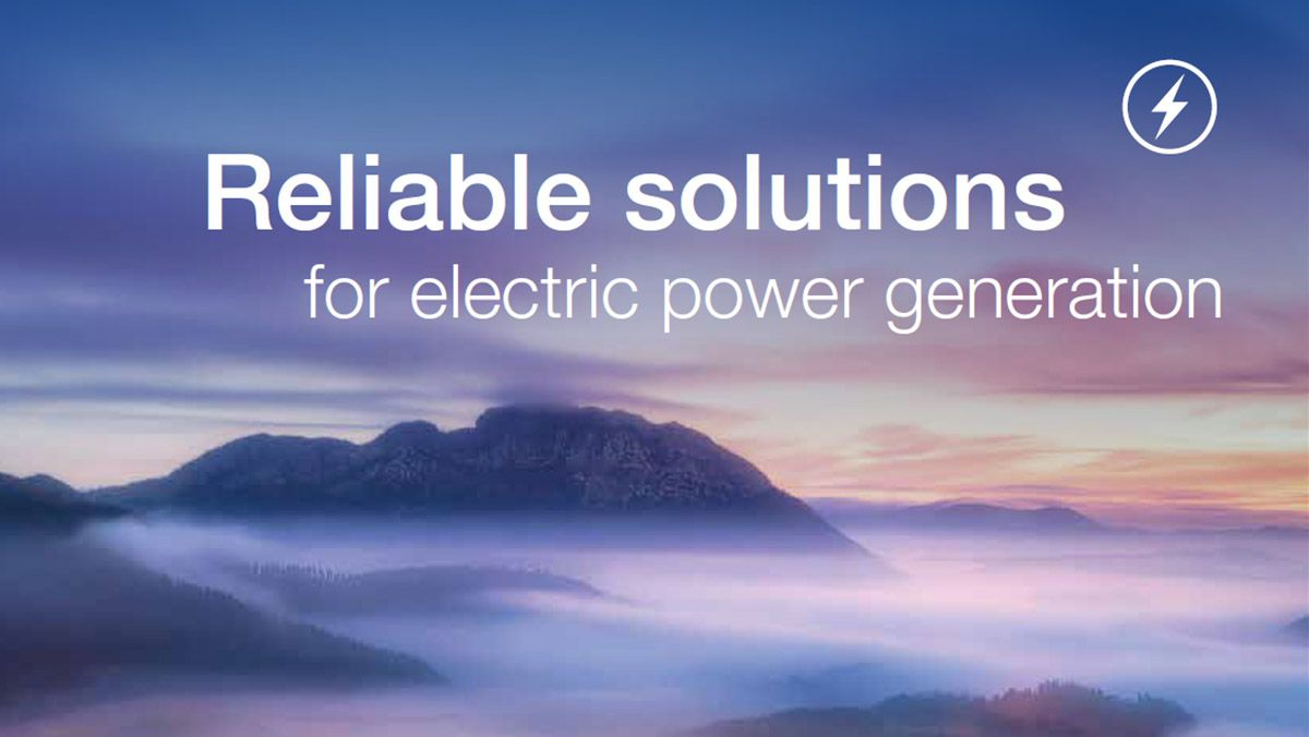 Electric Power Brochure