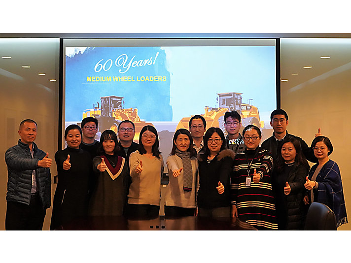 Suzhou Team 60 Year Celebration