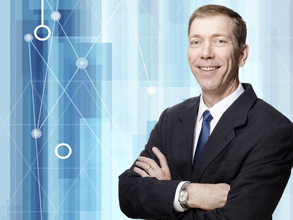 Jason Kern: focused on the customer