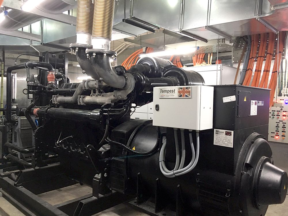 Perkins reliability underpins standby power units