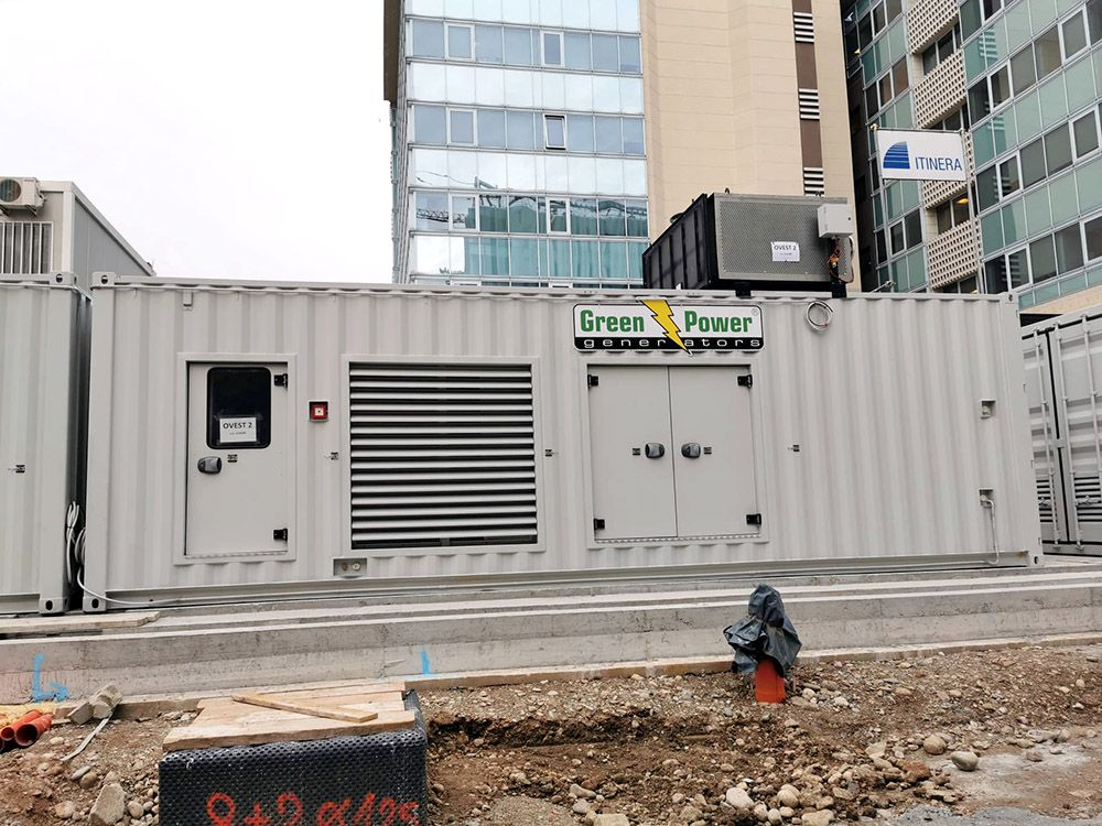 Hospital's power supply gets a healthy boost