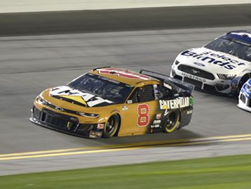 2020 Cat Racing NASCAR Photos