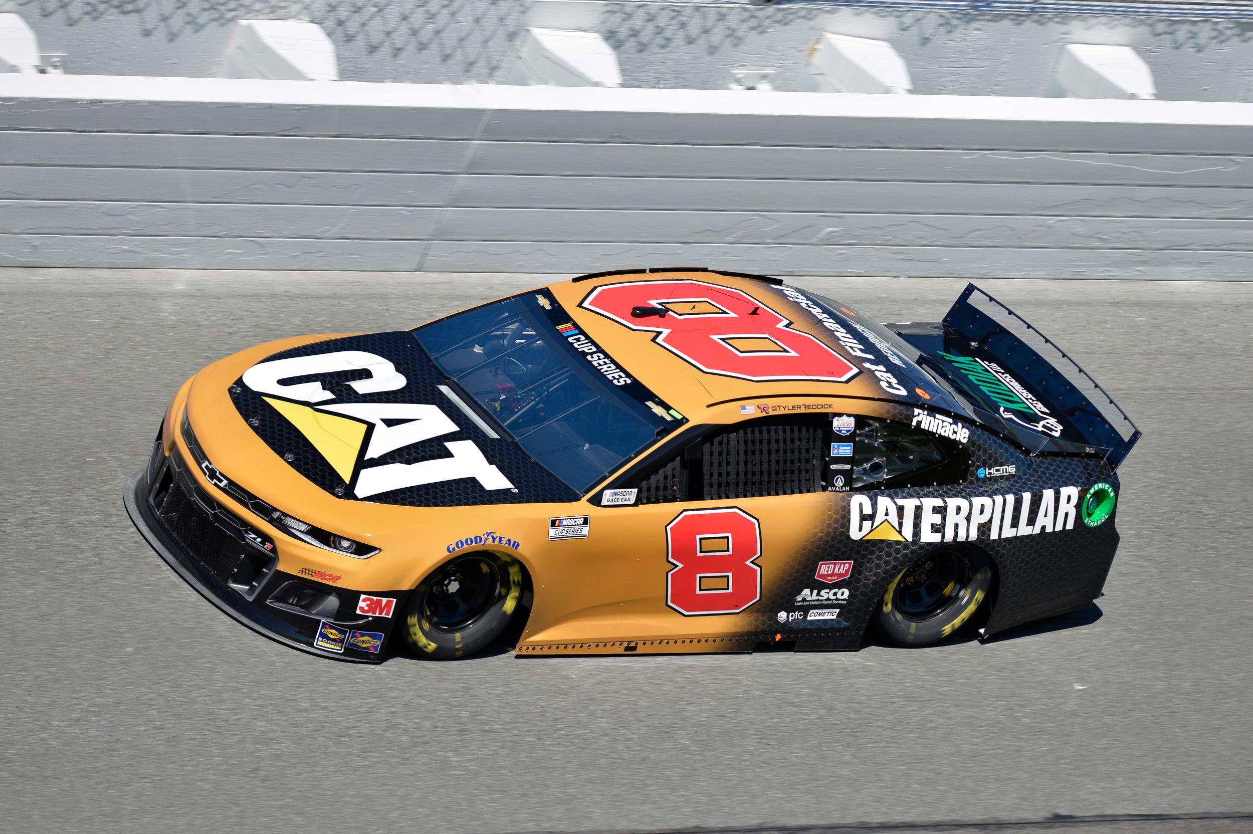 NASCAR Race News