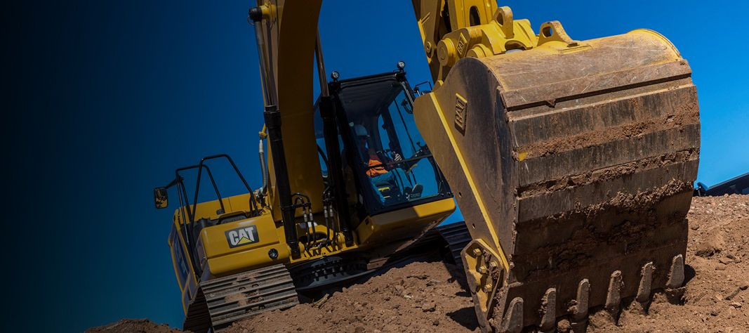 PODCAST: Behind-the-Scenes Story of Caterpillar's Excavator