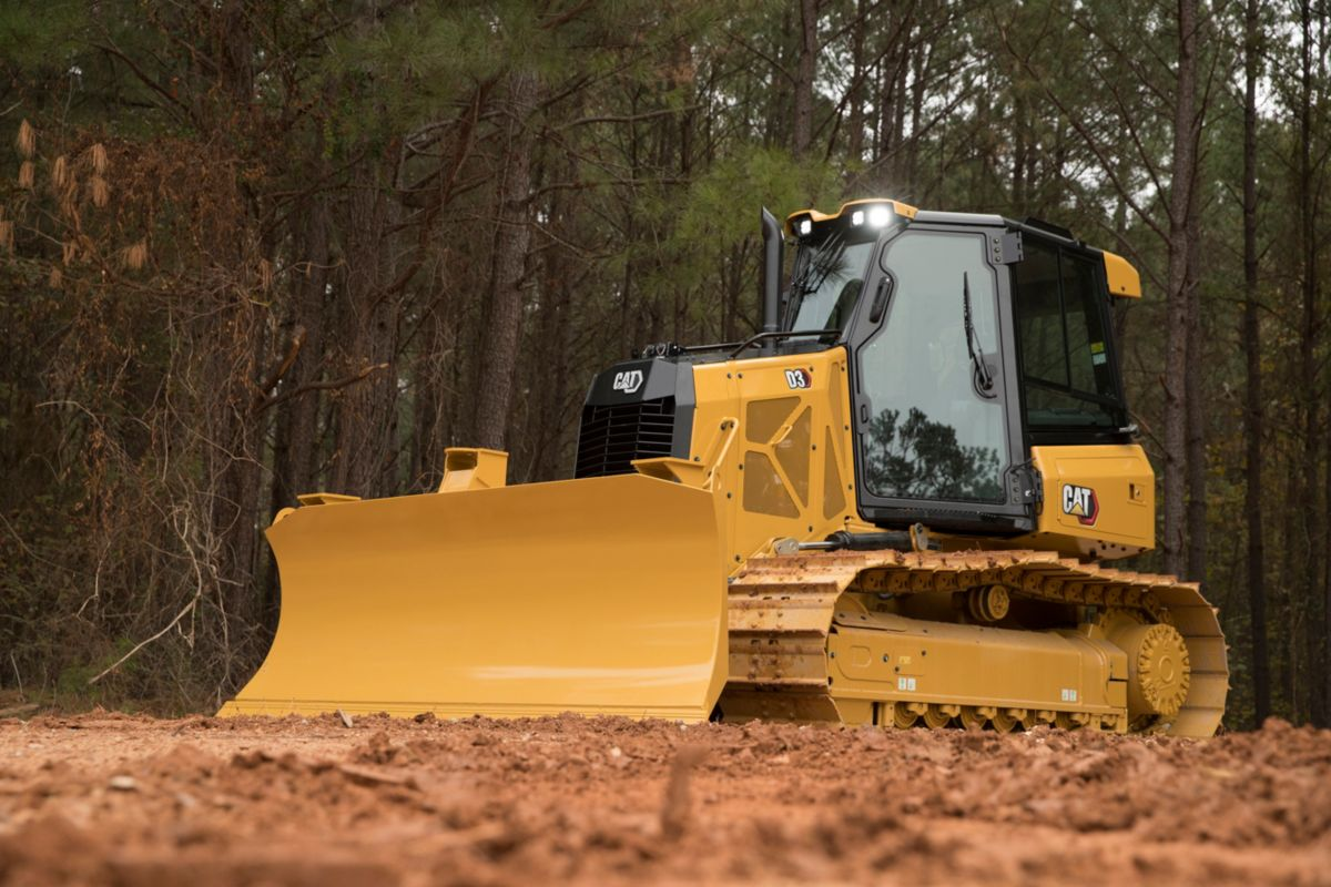 Cat D3 Small Dozer