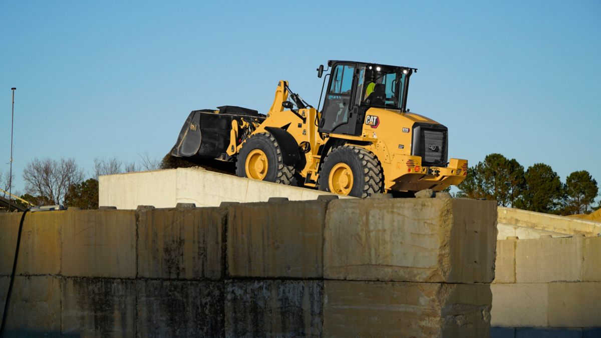 Cat 920 CWL