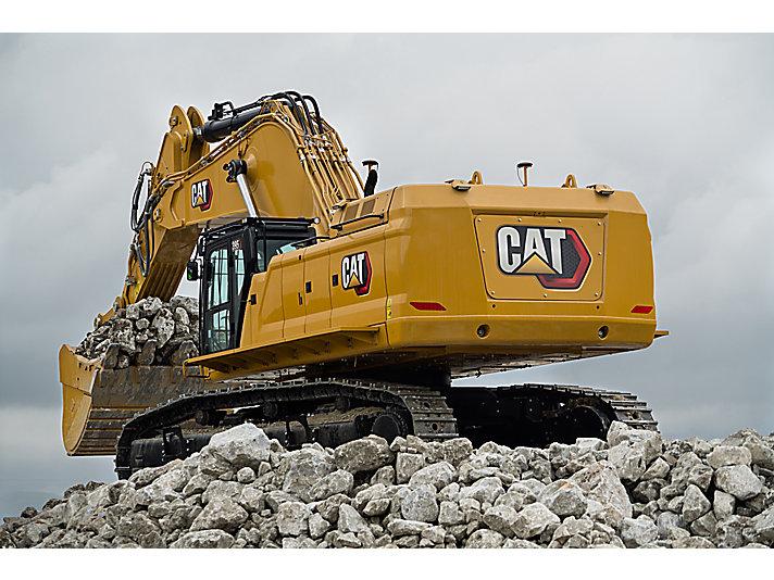Cat 395 Excavator