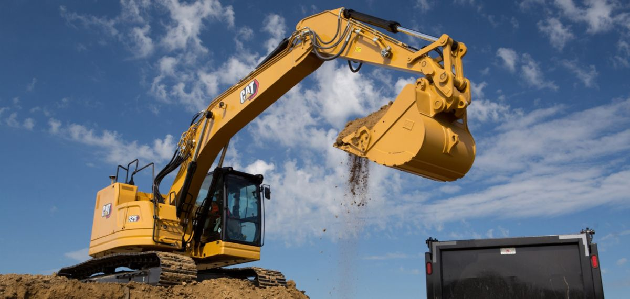 325 Excavator