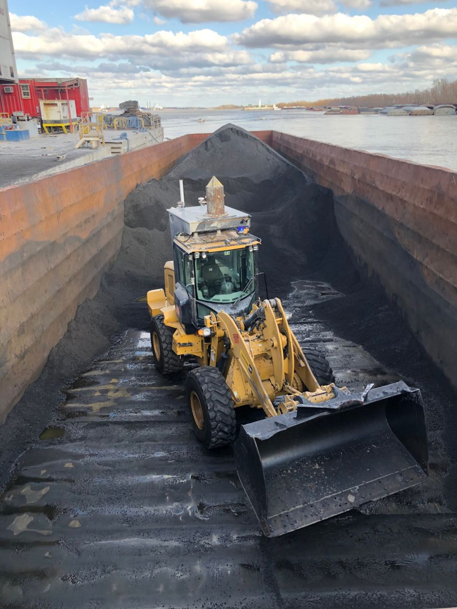 Cat Command for Loading on Cat Small Wheel Loader