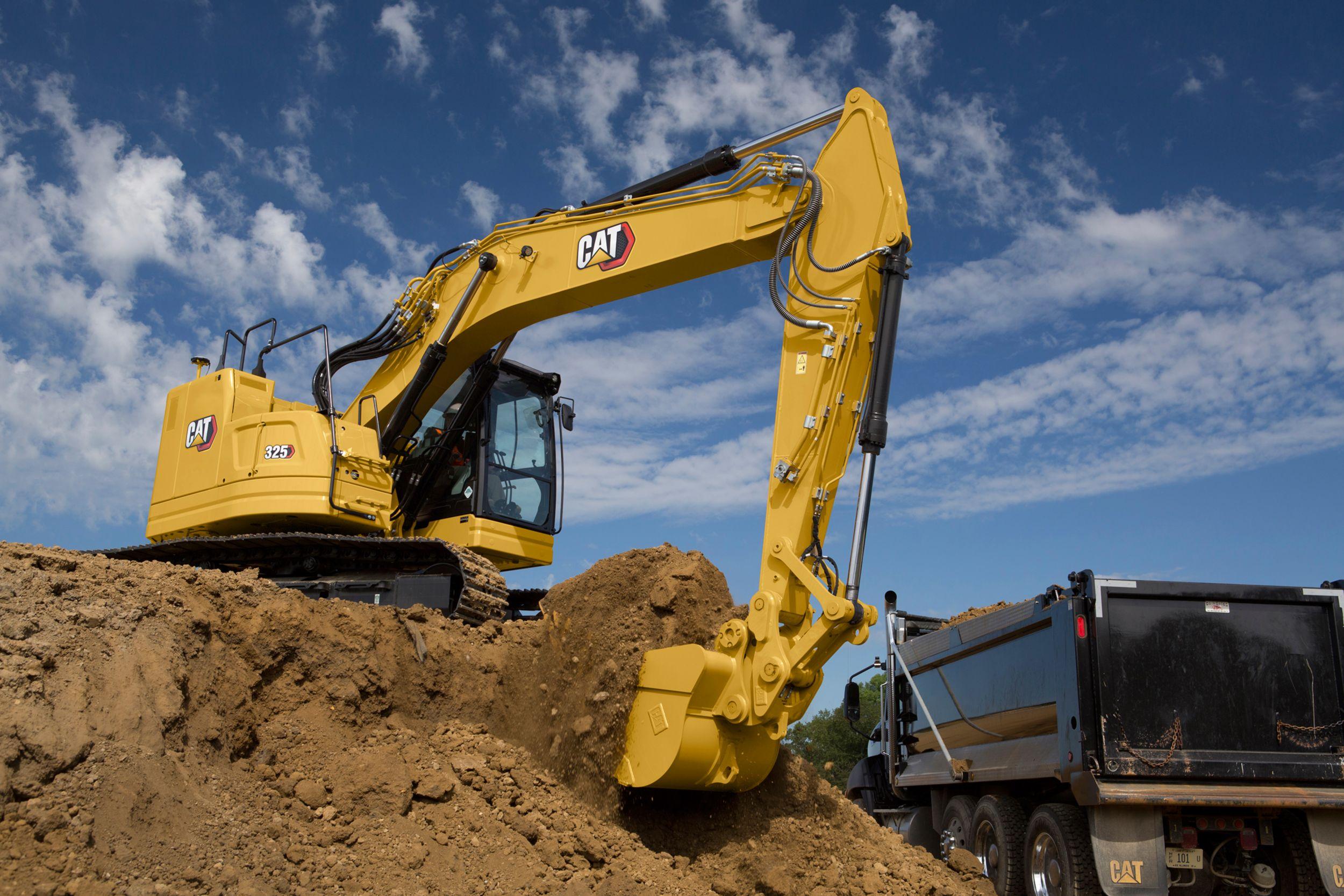 Cat 325 Excavator