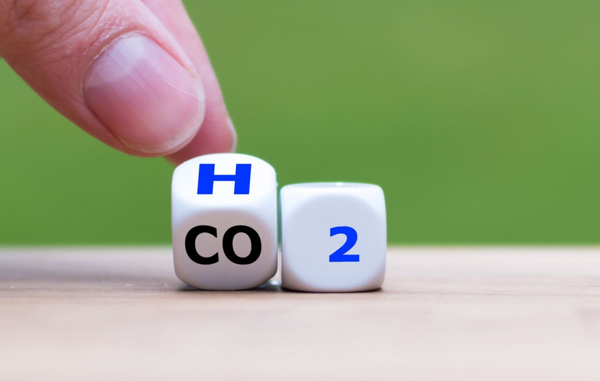 HYDROGEN IN THE ENERGY INDUSTRY TO REDUCE CARBON EMISSIONS