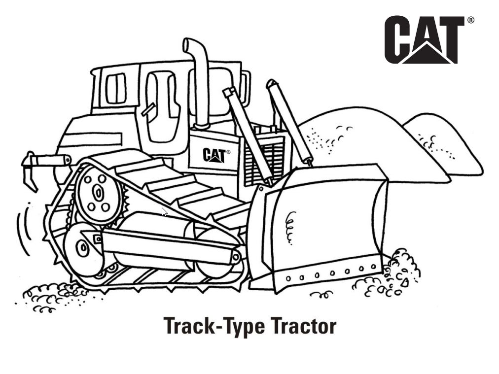 Track-Type Tractor