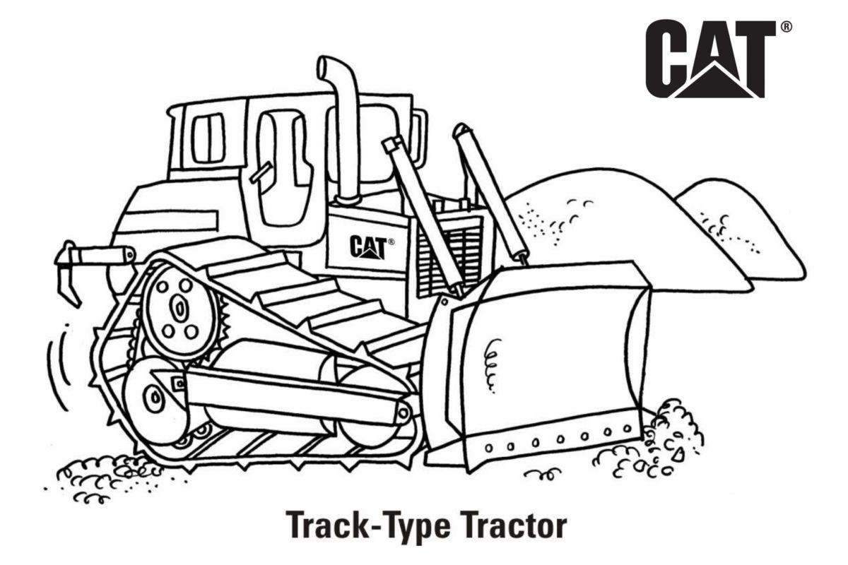 Track Type Tractor