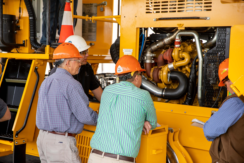 Parts & Customer Service