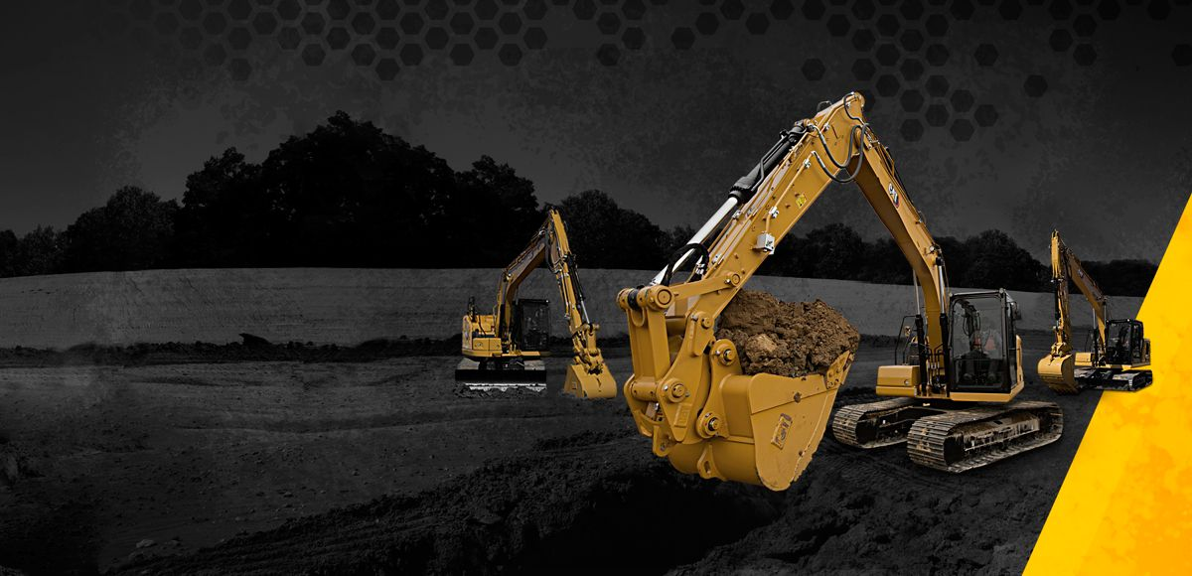 Small Excavator Offer
