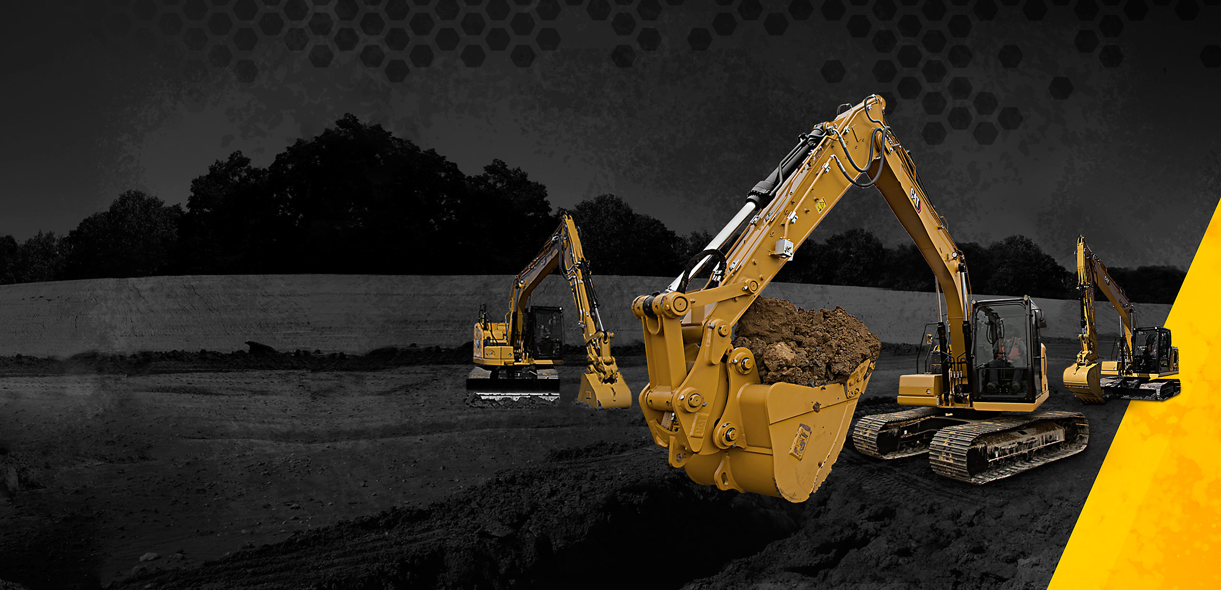 Small Excavators. Big Savings. 0.99% Financing