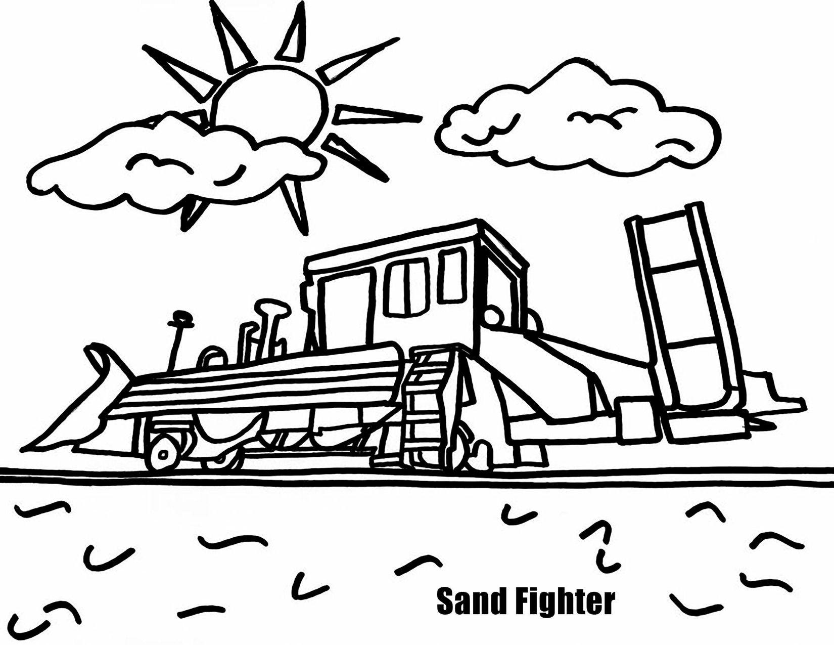SAND FIGHTER