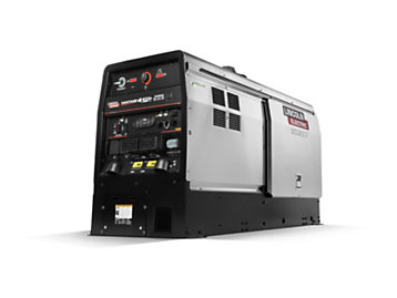 It's Electric: Lincoln Electric's Legacy Continues with Newest Welder/Generator Powered by Perkins