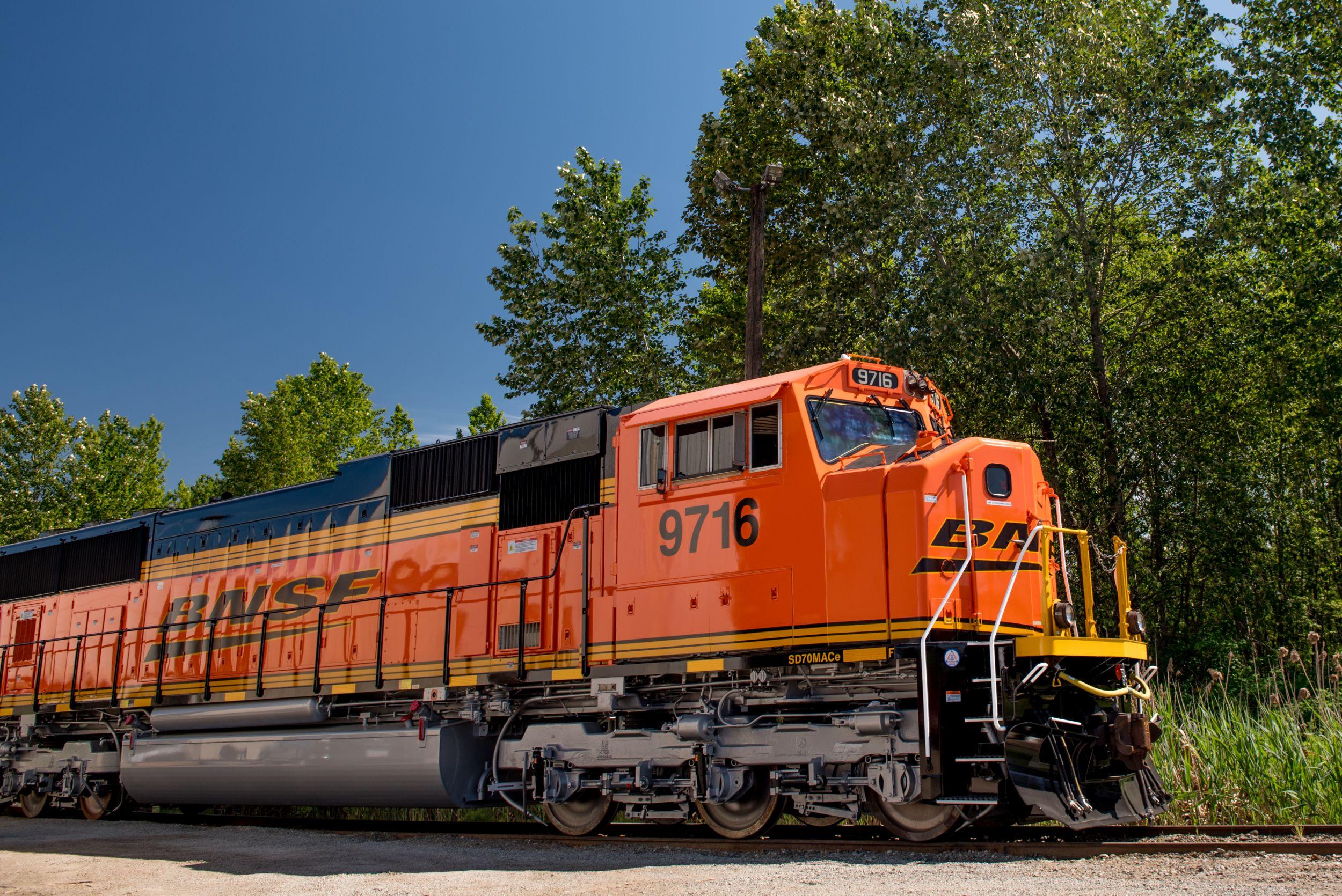 EMD® SD70MACe Repower Locomotive