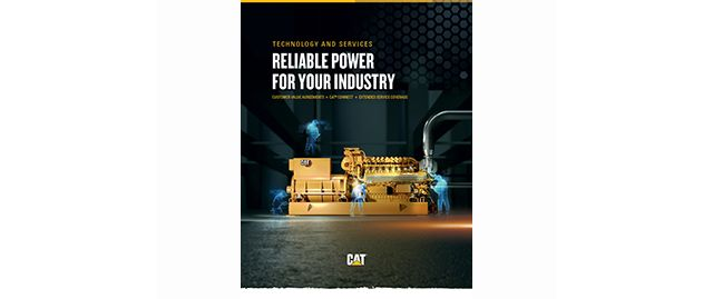 RELIABLE POWER FOR YOUR INDUSTRY