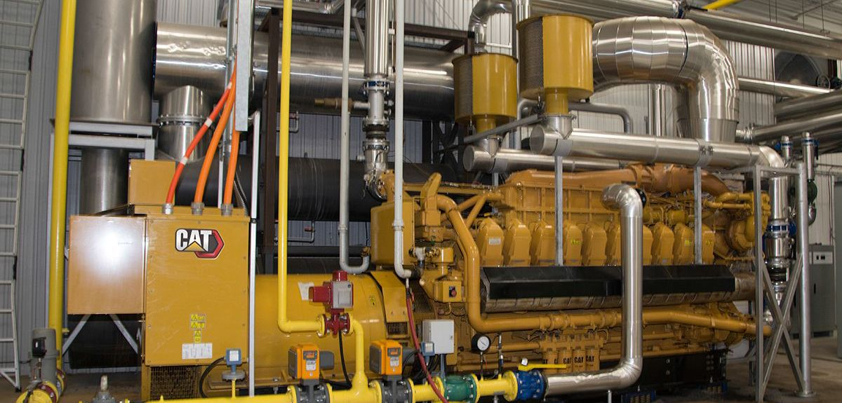 Combined Heat and Power (CHP)