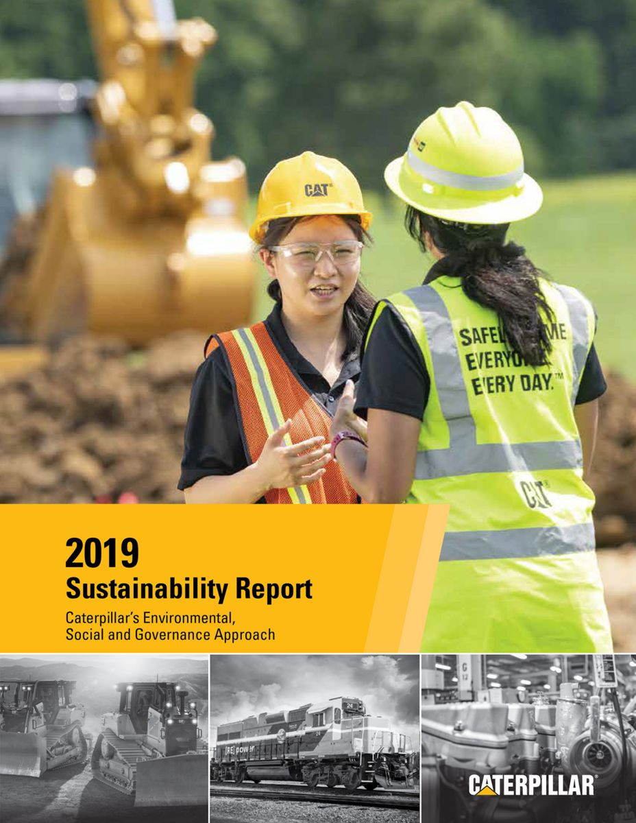 Susrainability Report 2019