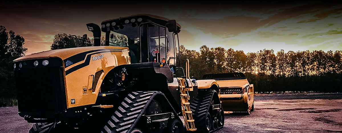 Mobile Track Solutions MTS 3630T and the 3630W - Cat® C18 Engine