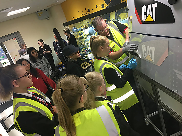 Caterpillar UK STEM