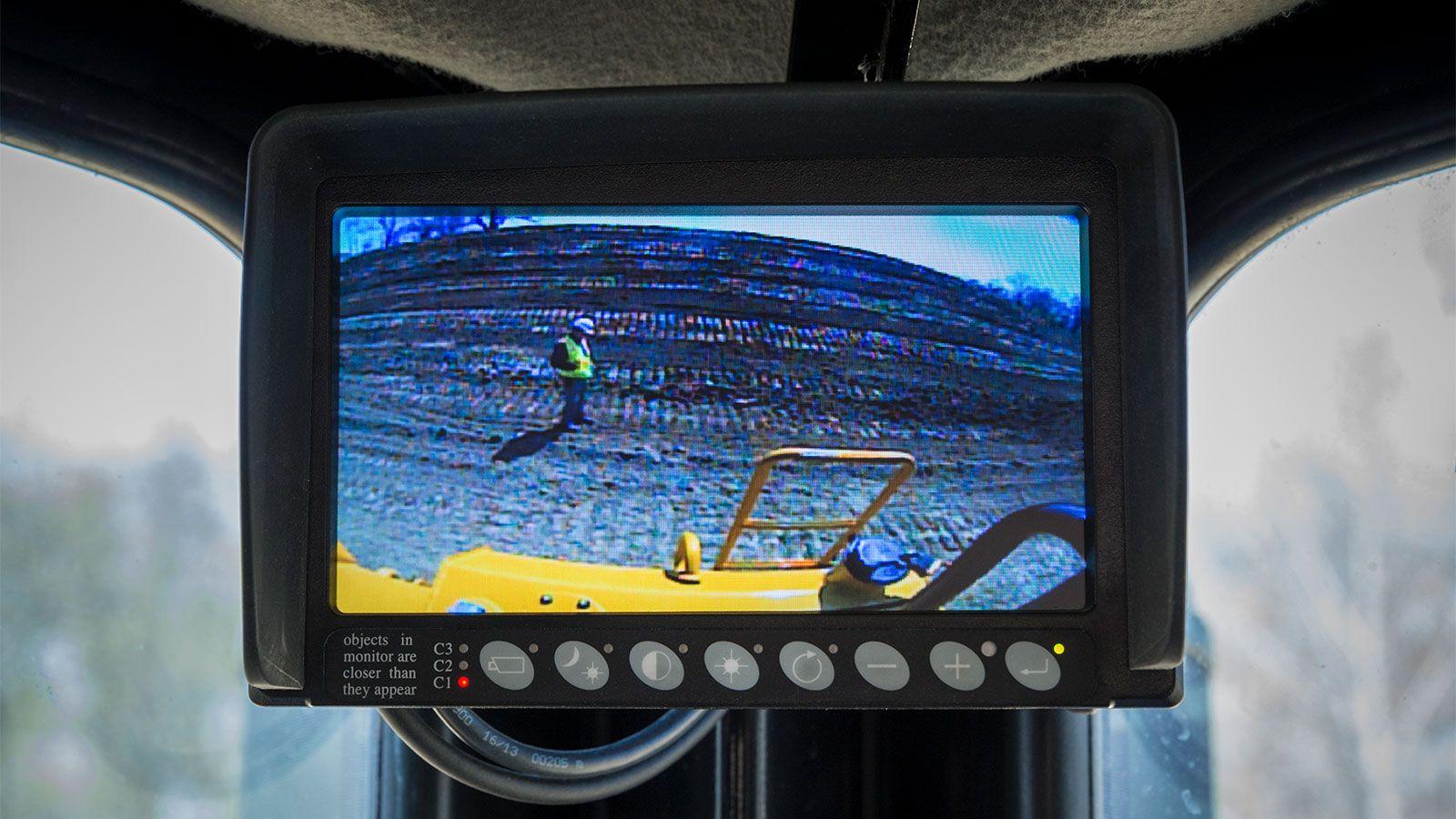 Work Area Vision System (WAVS) upgrade