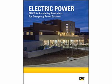 EMCP 4.4 for Emergency Power Systems