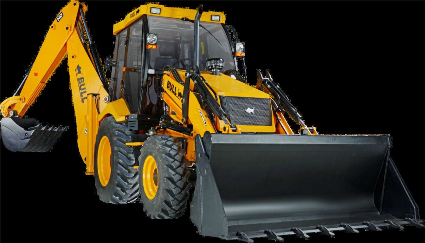 Bull Machines Pvt Ltd – Perkins® 1104D-44TA