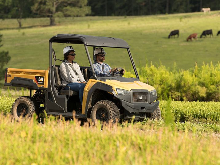 Why Choose UTV For Farm Work