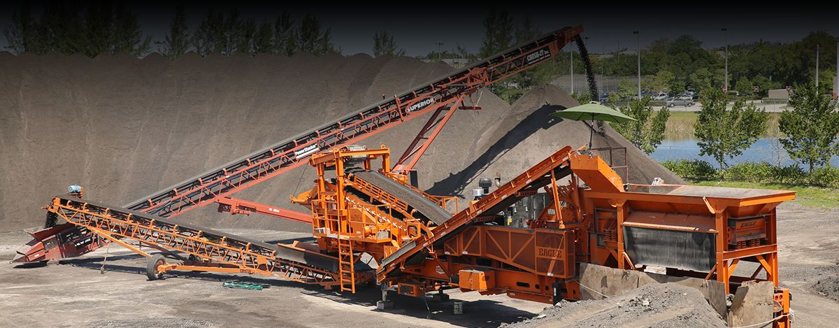 Eagle Crusher UltraMax® 1200-CC Crushing Plant - Cat® C9.3B Engine