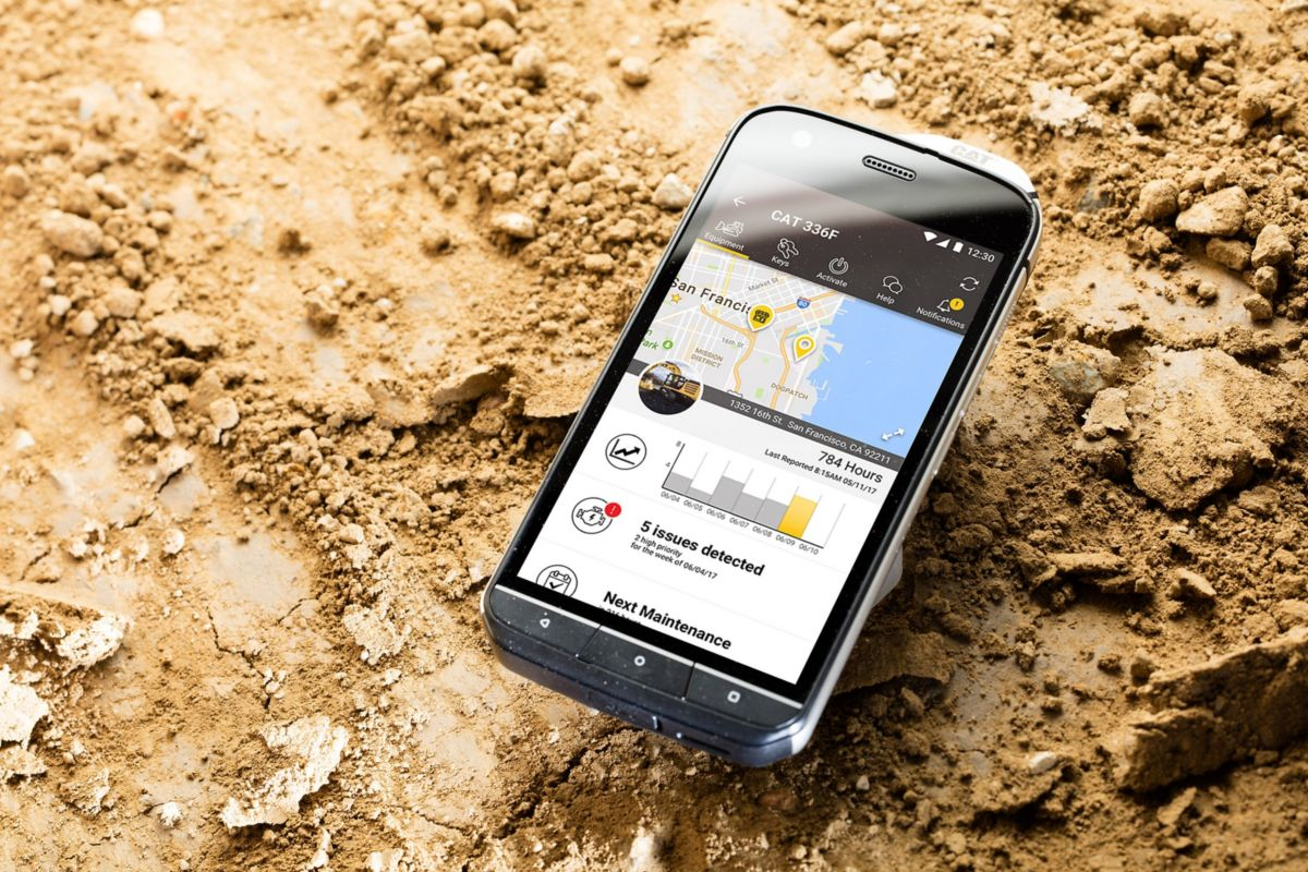 Cat App Puts Equipment Management At Your Fingertips