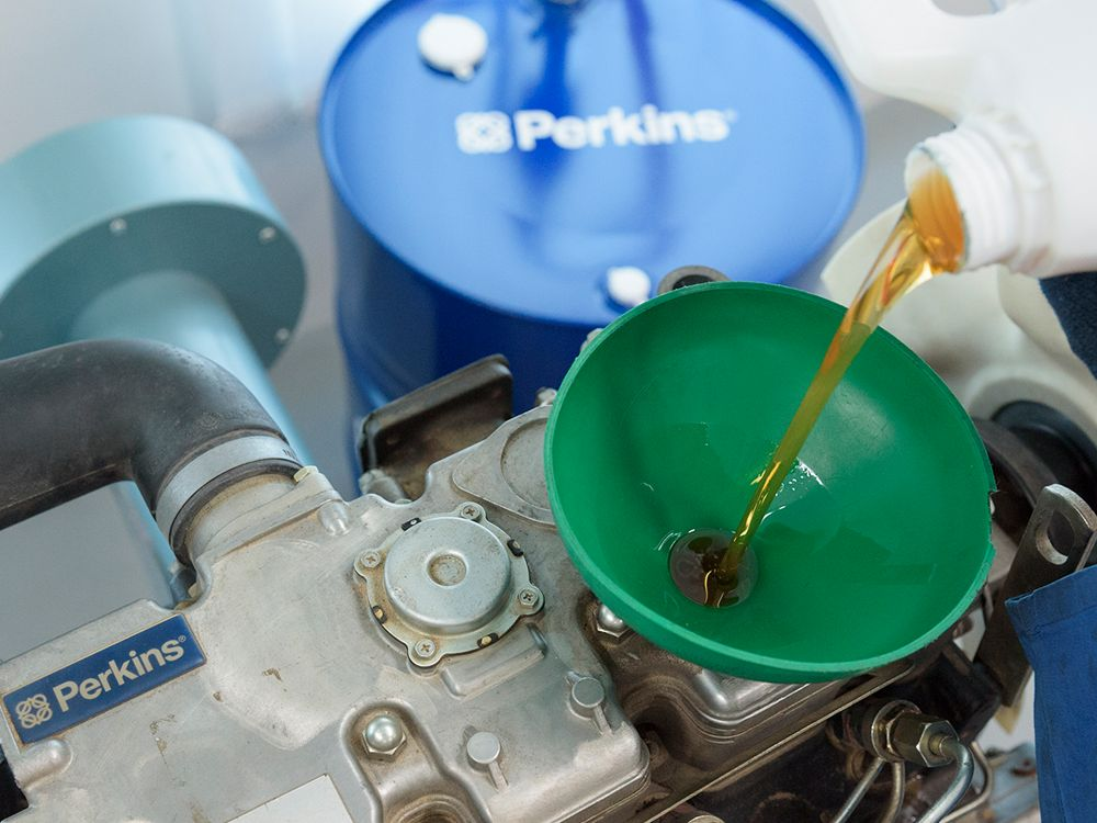Why Perkins oil is best for your engine