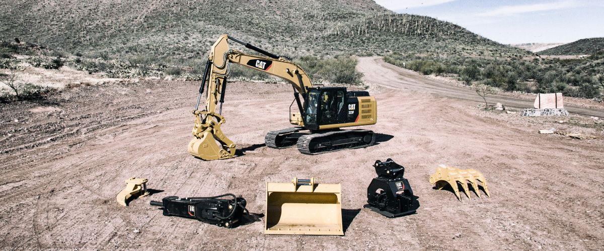 Five Tips for Choosing Excavator Attachments