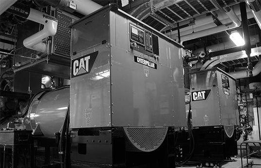 Cat® Generator Sets Amplify Toronto Power and Efficiency