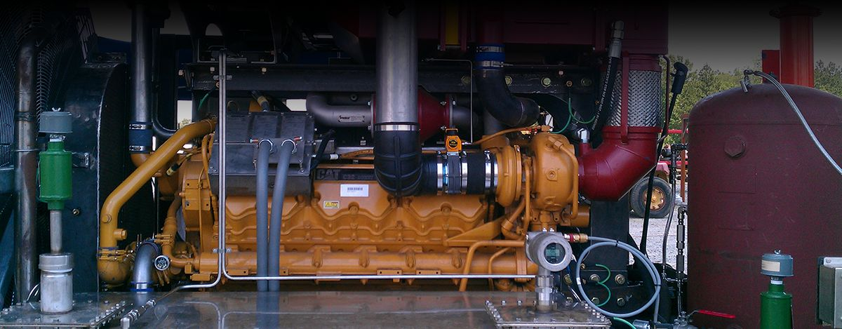 Texas Pump Systems Customizable Pump Packages - Cat® C32 Engine