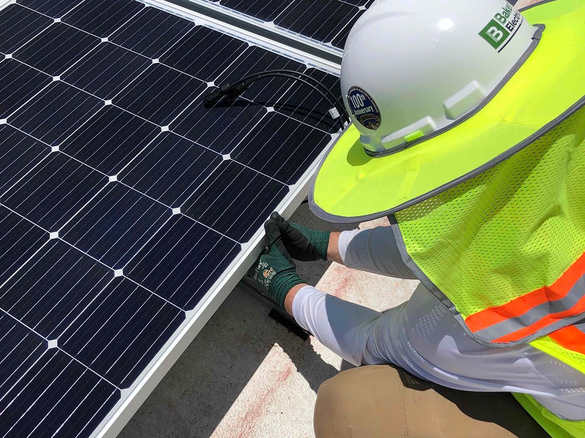 Solar Power System Delivers Energy Savings To Hawthorne Cat®